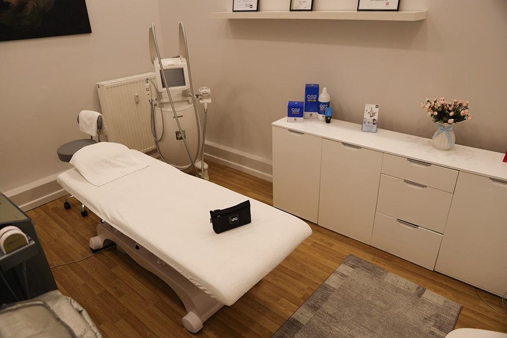 Kosmetik Kabine 4, Körperehandlungen, LPG Lipomassage, Lipo Laser, Cellulite Behandlung, Berlin