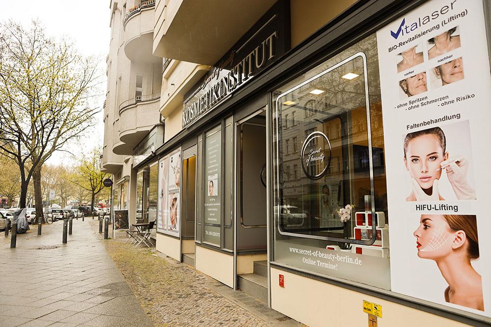 Kosmetikinstitut Berlin Wilmersdorf, Kosmetiksalon Adenauer Platz, Kosmetikinstitut Berlin Charlottenburg